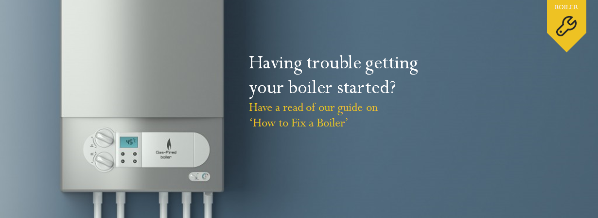 How to fix a boiler